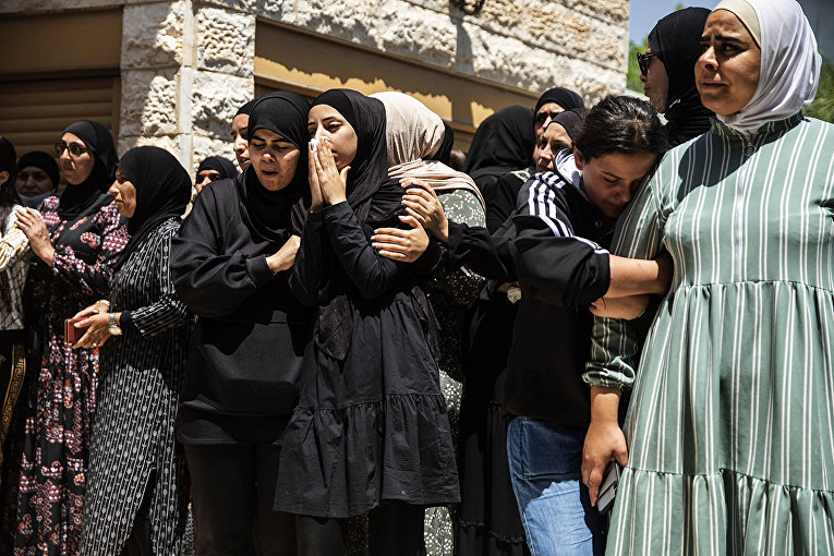 Violence in Israel and the Gaza Strip 3