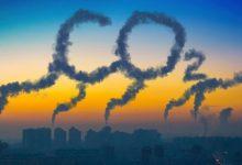 co2 gas pollution carbon dioxide emission gas shut