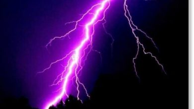 four children killed and four injured in lightning strike in Jharkhand