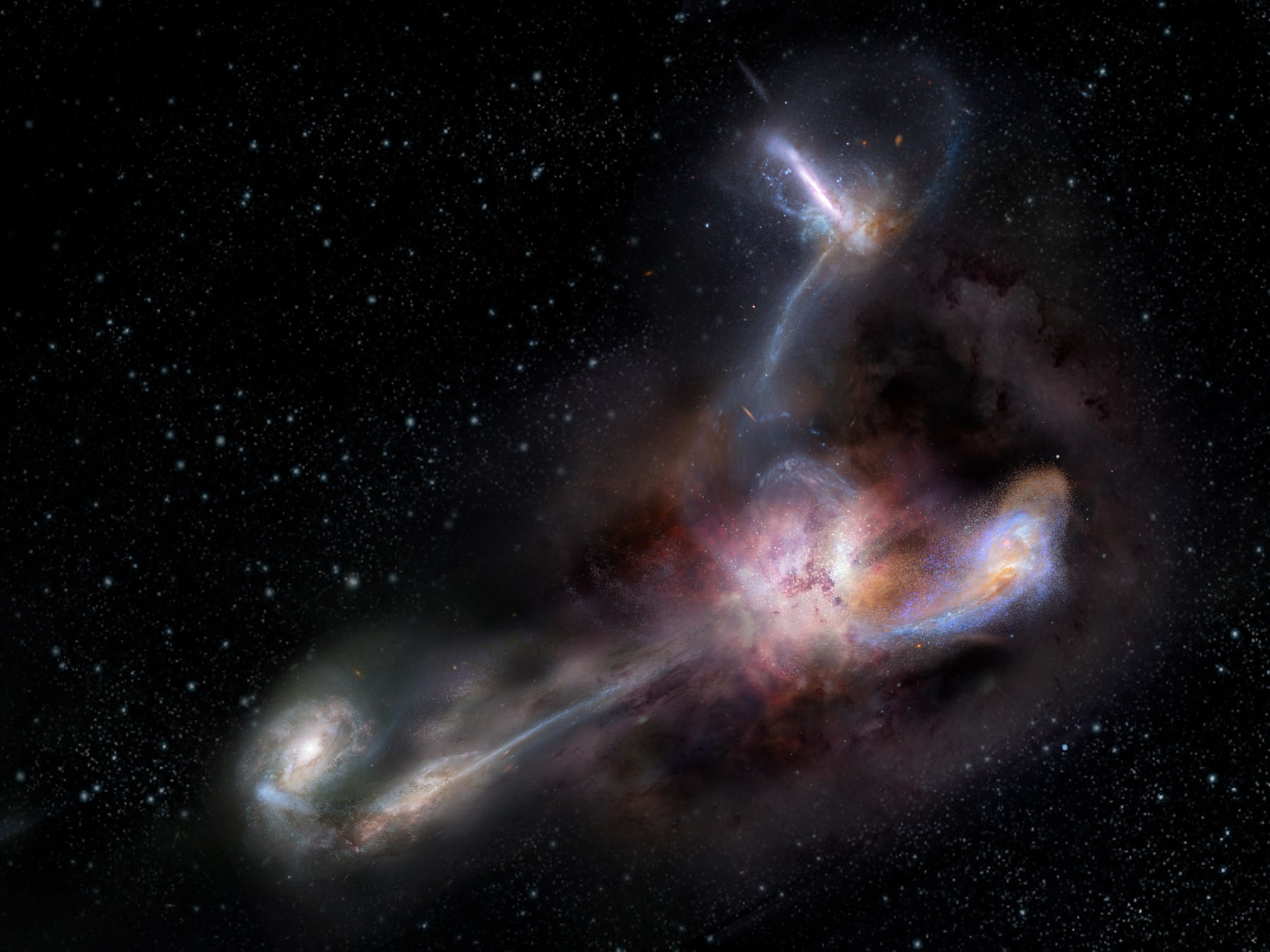uniqueness of the Milky Way 2