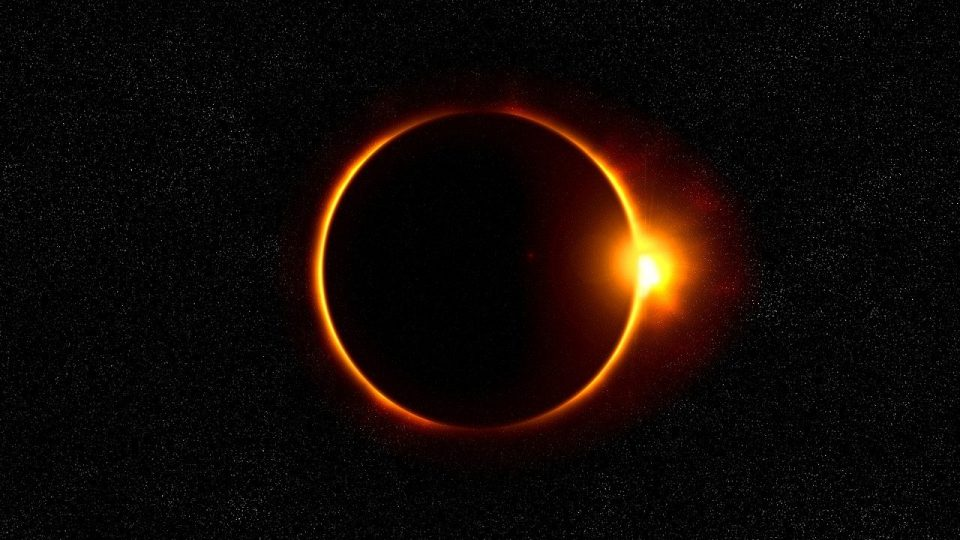 In June 2021 a ring of fire awaits the inhabitants of the Earth