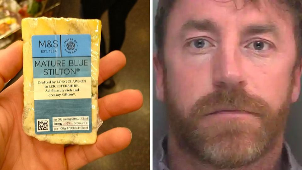 Love for a special kind of cheese helped police arrest a drug dealer