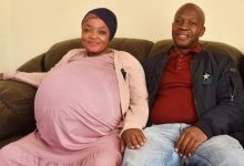 South African woman sets world record by giving birth to ten children at a time