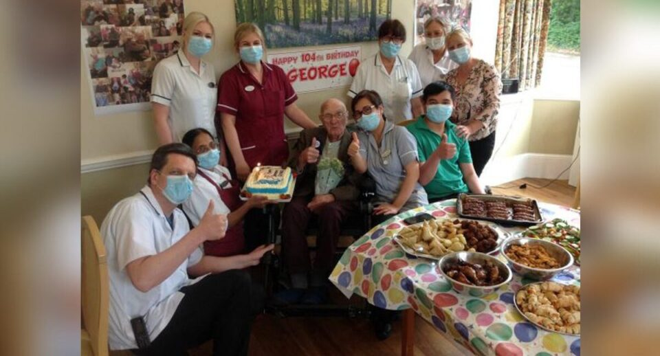 104 year old Englishman reveals an unexpected secret of longevity