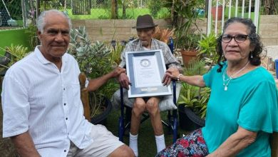 112 year old Puerto Rican became the oldest man on Earth