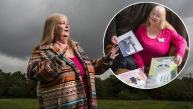 An Englishwoman claims that she has been abducted by aliens from the age of five