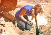 Ancient gold artifacts discovered near Kharkov