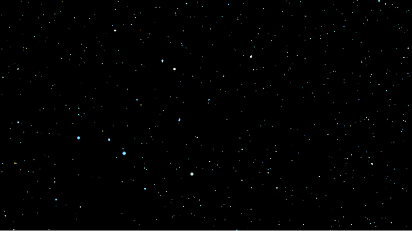 Astronomers reveal why outer space appears black