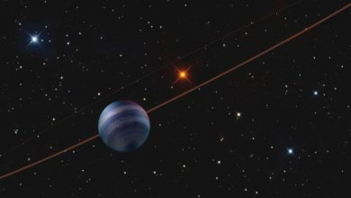 Closest exoplanet to Earth discovered in space