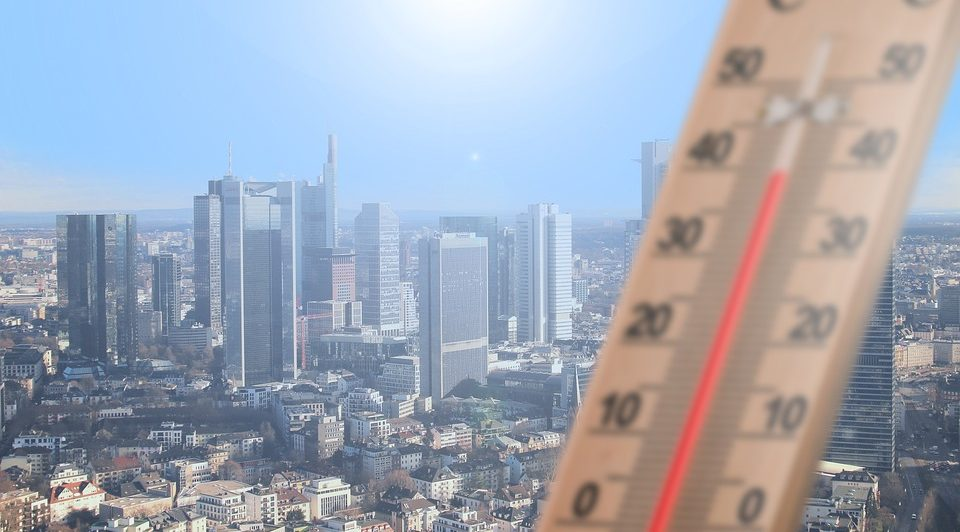 Death rate due to rising temperatures will increase