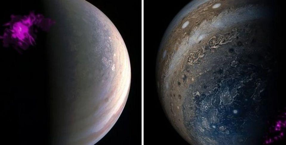 Jupiters Aurora Mystery