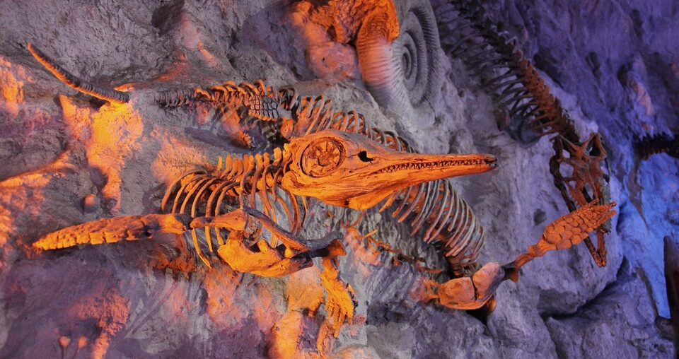 Jurassic Pompeii discovered in Britain