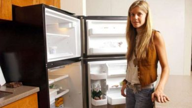The woman did not know that she had a broken refrigerator and had been eating spoiled food for several years