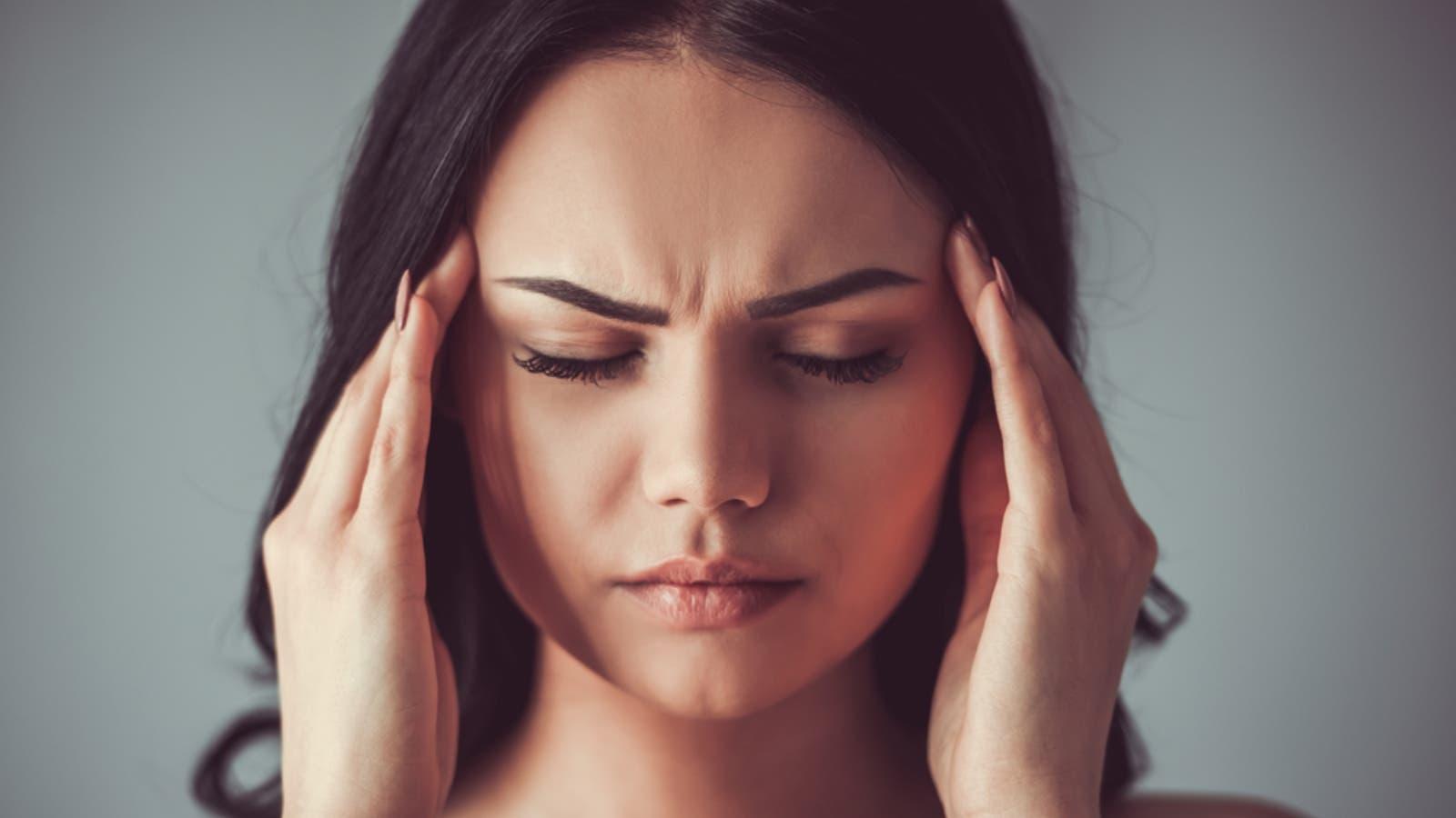 Unusual cause of headache