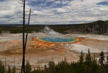 earthquakes in Yellowstone