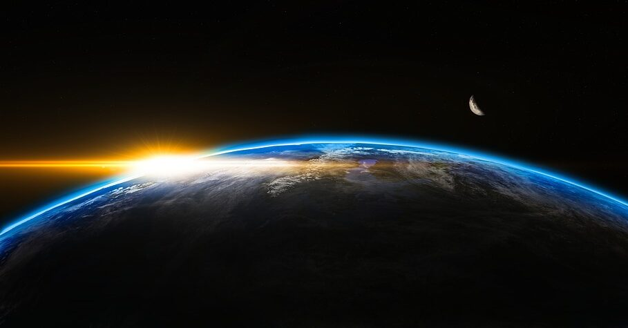 A sharp increase in hydrogen was recorded in the Earths atmosphere