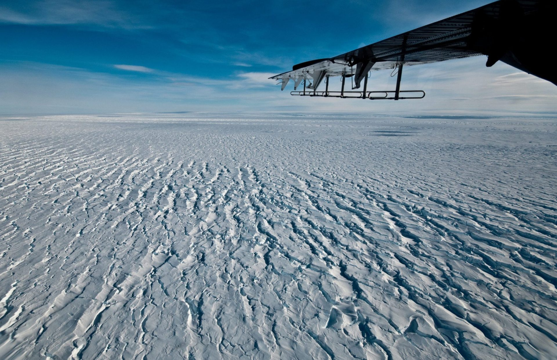 Antarctic sea ice recovery disrupts the global warming picture