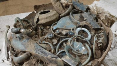 Archaeologists find Bronze Age jewelry in France