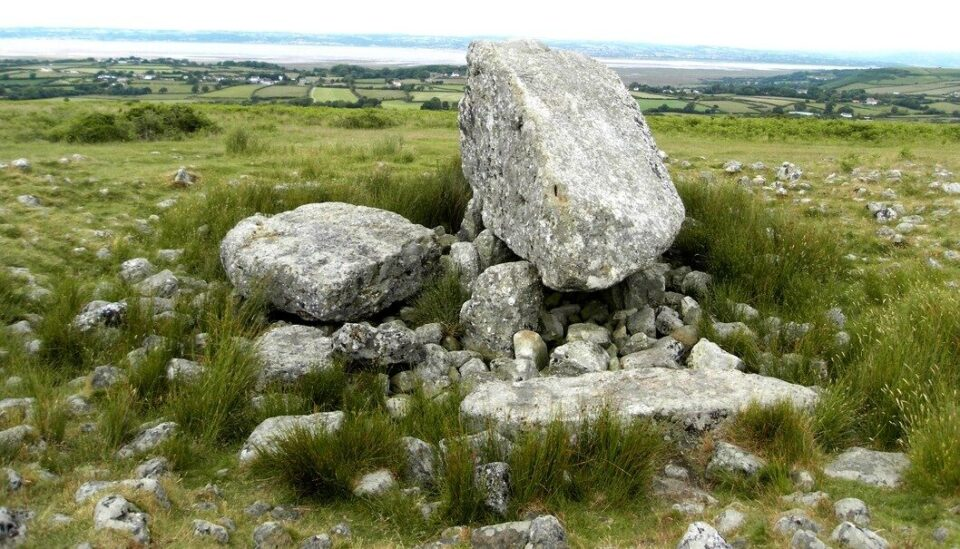 Archaeologists have established the origin of the famous Arthurs Stone