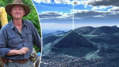 Bosnian pyramids could be part of the space internet