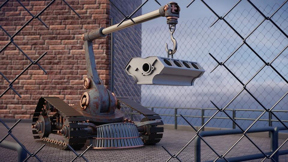 Factories started renting robots instead of hiring people