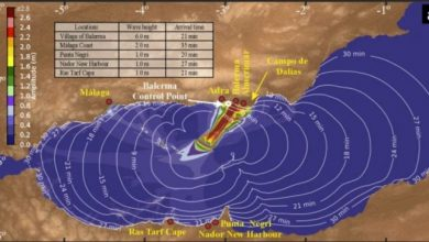 Major earthquake and tsunami to destroy Andalusia in Spain scientists warn 1