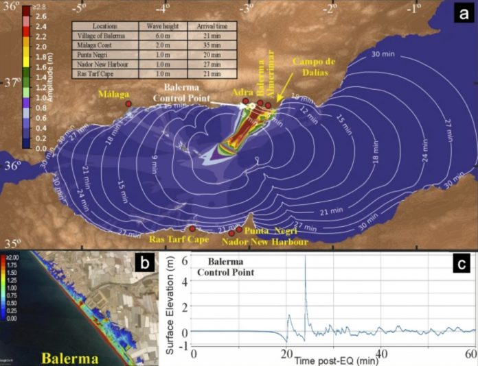 Major earthquake and tsunami to destroy Andalusia in Spain scientists warn 4