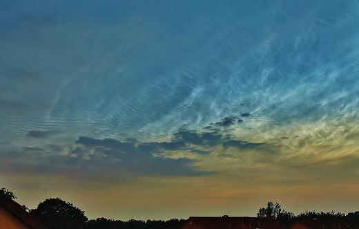 Map clouds