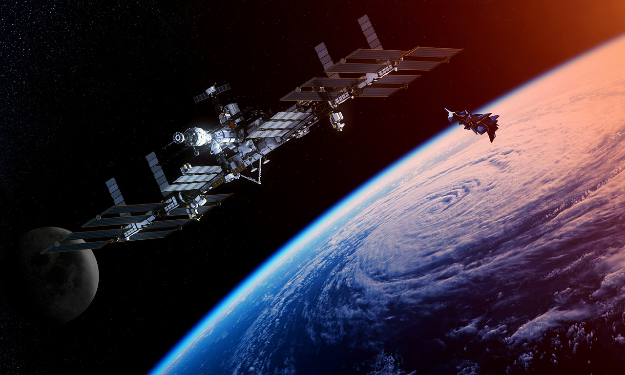 NASA is looking for a way to destroy the International Space Station