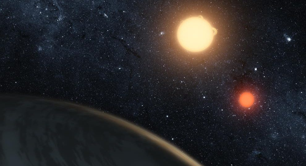Neighboring planetary system may have suitable conditions for life