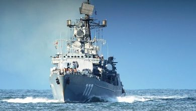 Russia strengthens its fleet and promises not to intervene in the Afghan crisis
