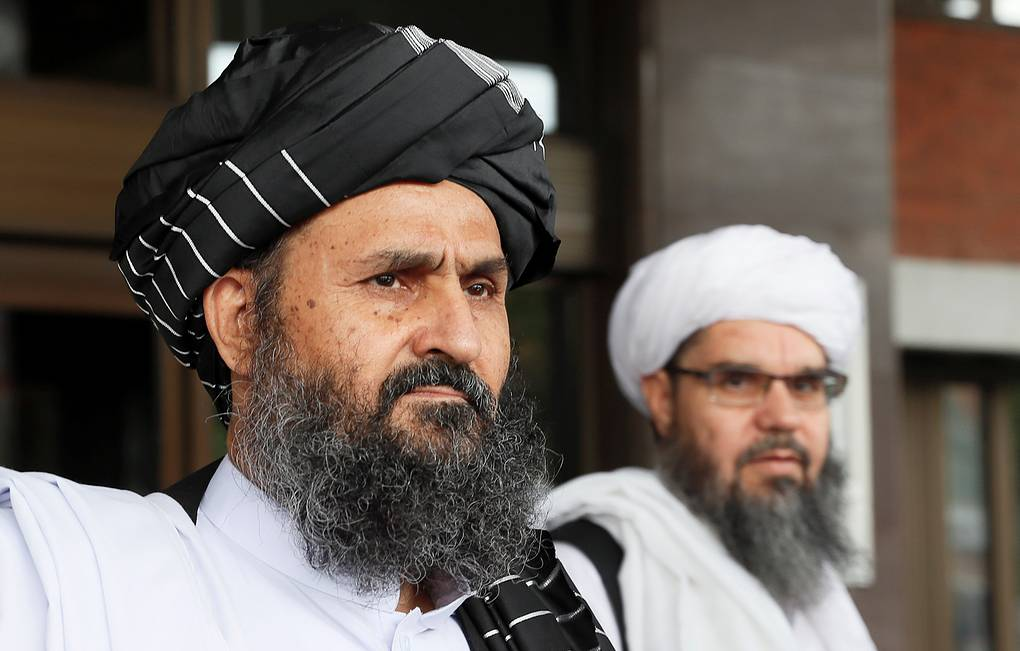 Taliban announces new Afghan government