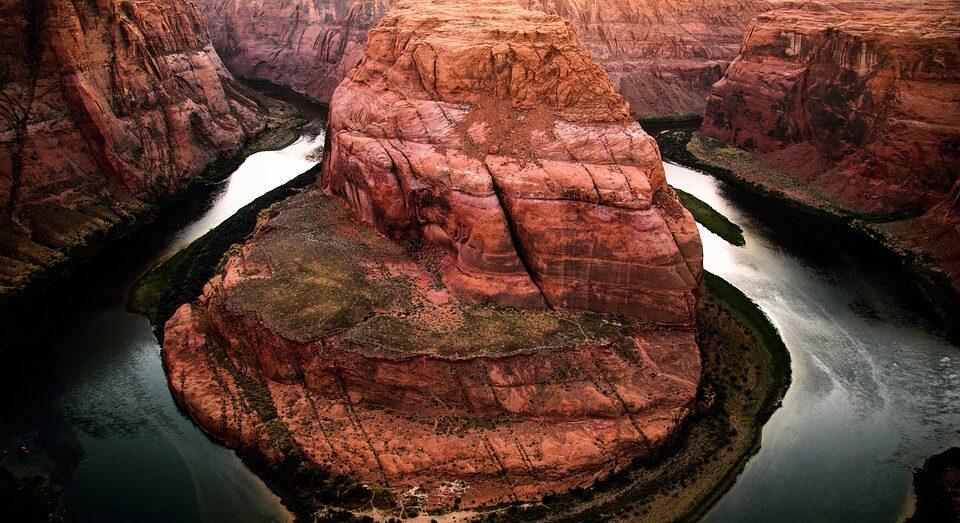 The Grand Canyons Great Inconsistency Mystery Solved