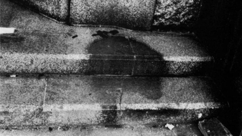 The origin of the shadows in Hiroshima and Nagasaki explained