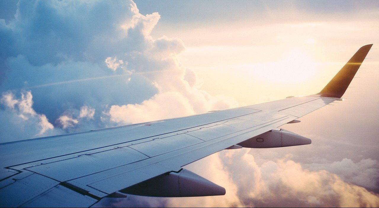 The passenger faces a large fine for indecent behavior on the plane