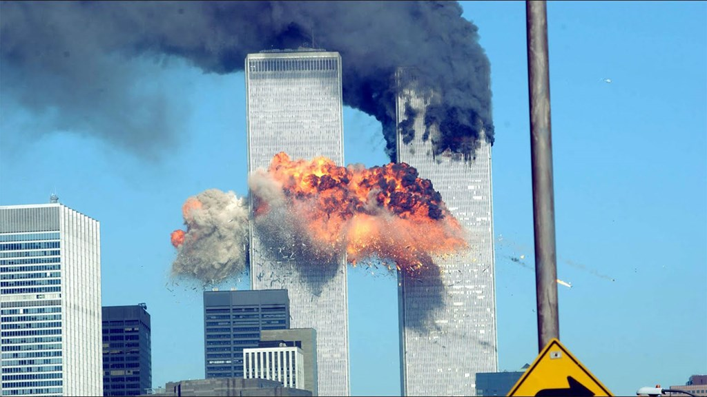 The risk is simply off scale USA predicted a new September 11