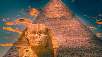 The secret of the construction of the Egyptian pyramid of Cheops is revealed