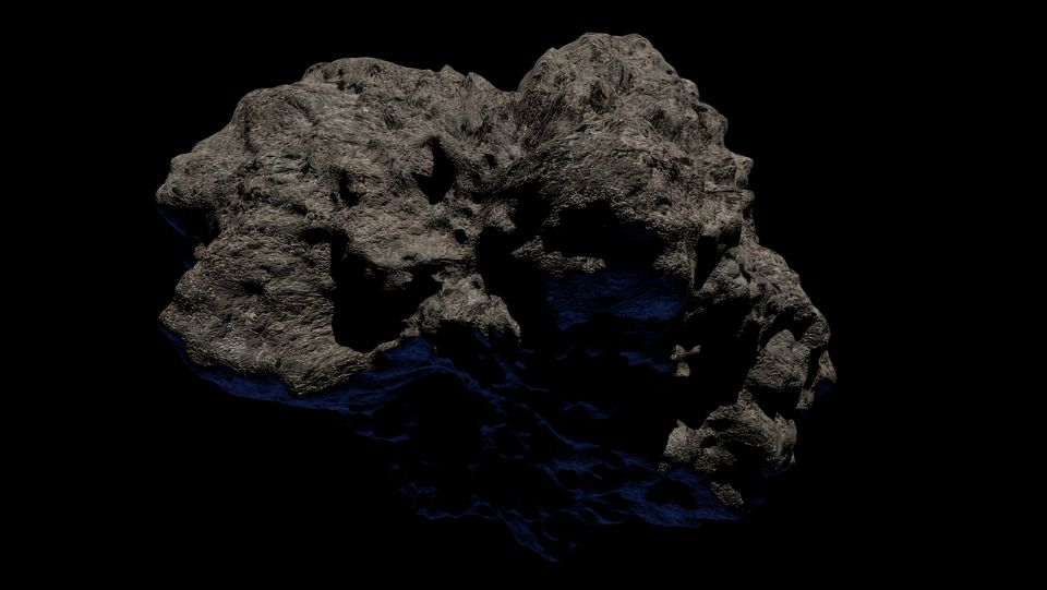 There are rocks in the asteroid belt that shouldnt be there