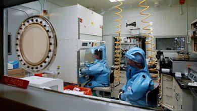 US shut down a secret laboratory after cases of pneumonia of unknown origin