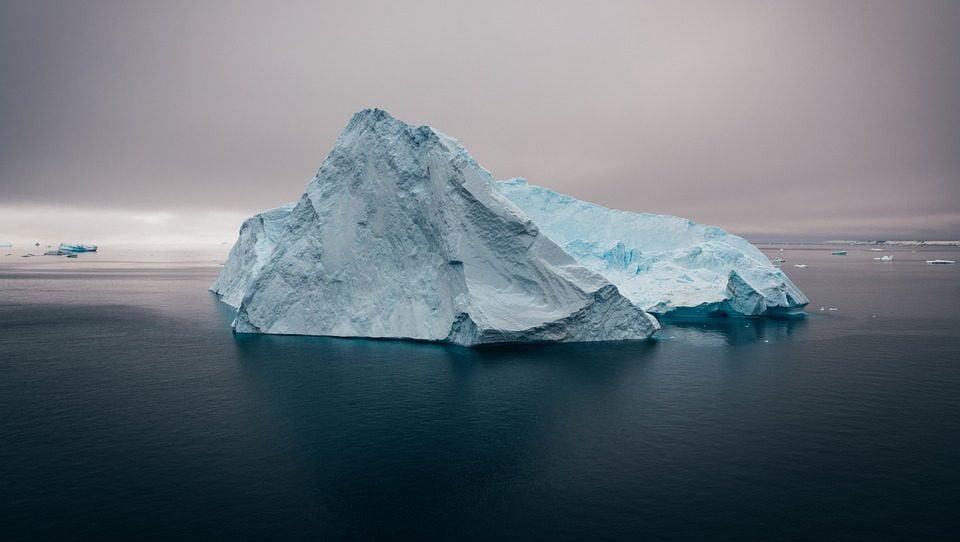 Under the glacier of Antarctica our anomalous heat source