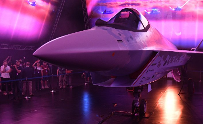 Which countries will buy the new Russian stealth fighter