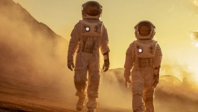 the best time for a person to fly to Mars