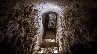 Archaeologists provide data on an ancient underground city in Iran