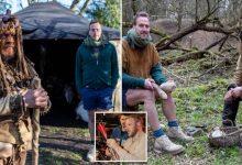 Briton gave up modern conveniences to live like a caveman