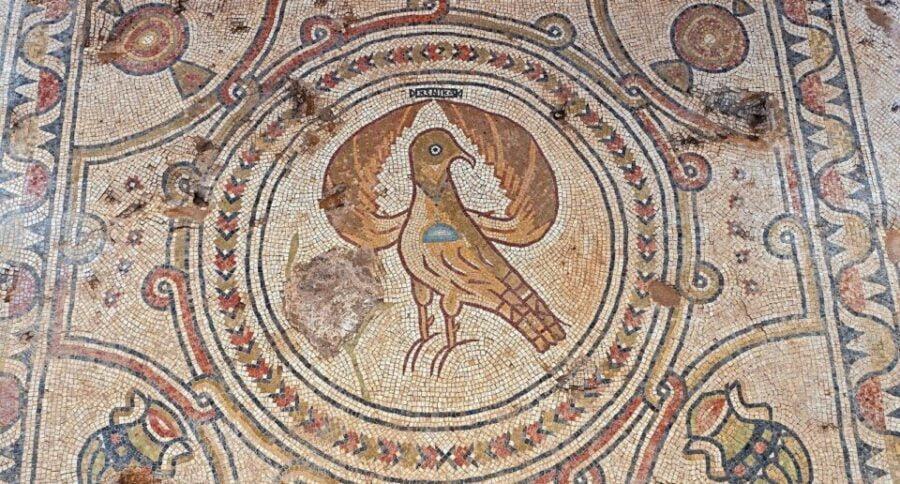 Byzantine church of an unknown martyr found in Israel