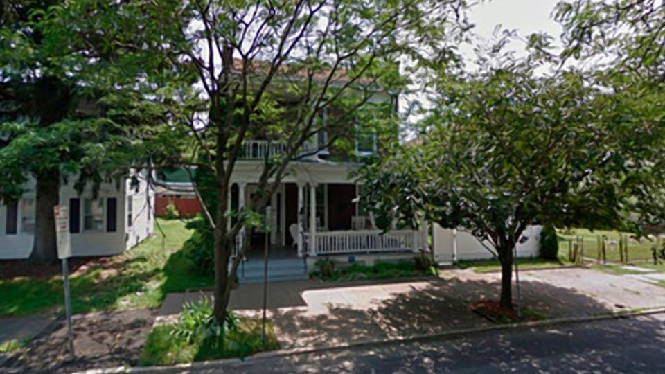 Haunted house for sale in New York