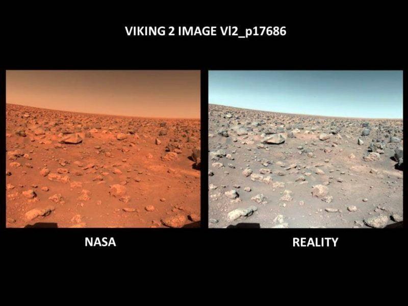 NASA discovered life on Mars 1