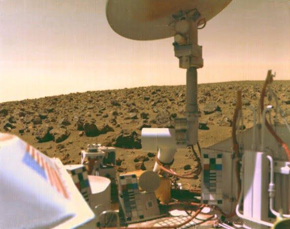 NASA discovered life on Mars 2