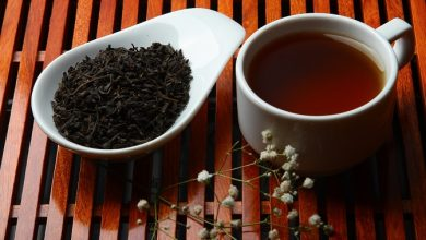 The film on the tea can be an indicator of its taste