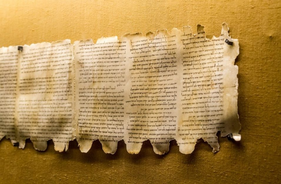 The key to unraveling the mystery of the Dead Sea Scrolls has been found